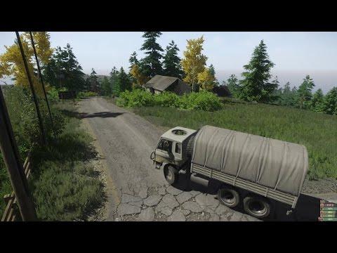 Miscreated - Пещера и грузовик #12