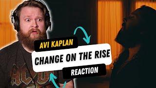 Download lagu Reaction to Avi Kaplan - Change on the Rise - Metal Guy Reacts
