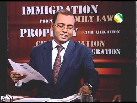 18 October 2014 Law With N Rahman Part 2 video