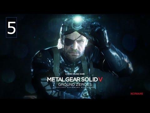 Metal Gear Solid 5 Ground Zeroes Прохождение на русском Часть 5 Эпилог