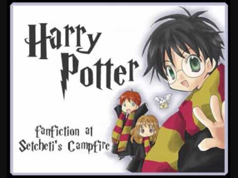 Harry Potter Anime-Trick And Treat Video
