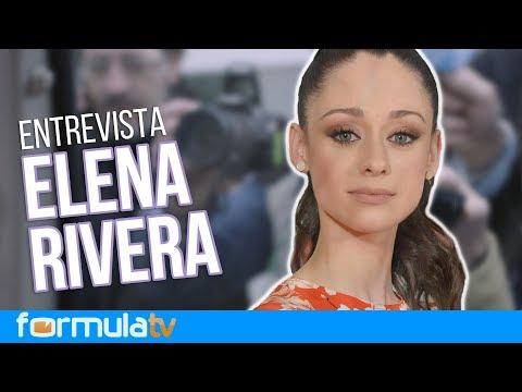 Elena Rivera y 'La verdad' sobre su complejo personaje