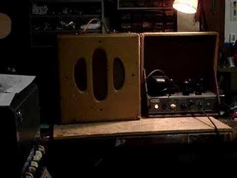 46 Kiesel amp clip