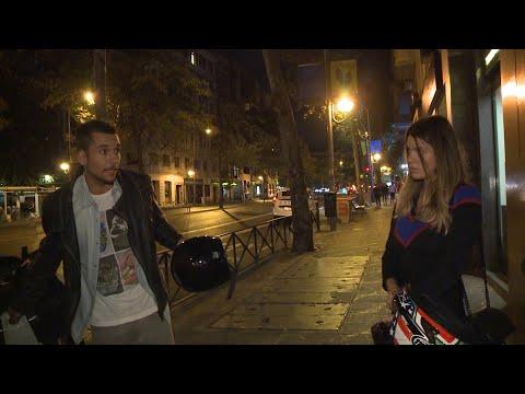 Momento tenso entre Laura Matamoros, Benji y la prensa