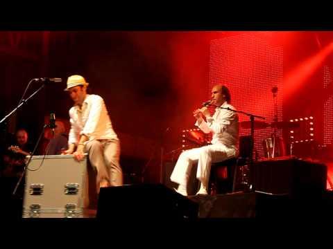 Carlos Nunez&Xurxo Núñez&Dan Ar Braz - Festival du chant de marin 2011 - Paimpol Bretagne