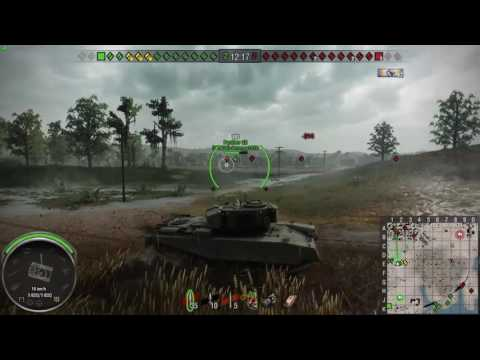 World Of Tanks PS4 - Defense Live Oaks