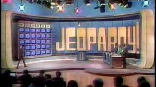 Jeopardy Theme 1984 1991