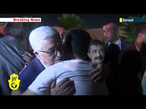 Palestinians celebrate release of prisoners: many Israelis angered by freeing terrorists and killers