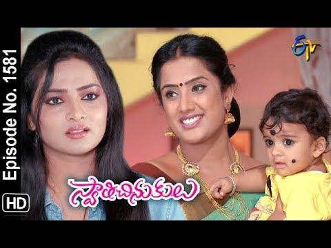 Swathi Chinukulu | 26th September 2018 | Full Episode No 1581 | ETV Telugu