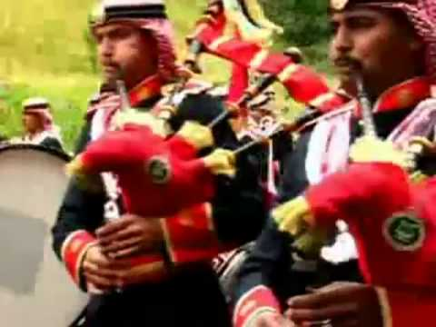 Welcome to Jordan موسيقى القوات المسلحة الاردنية