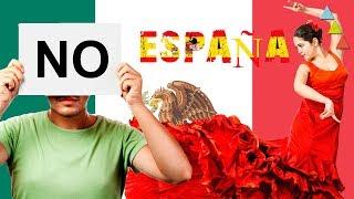 Cosas que un mexicano no debería hacer en España