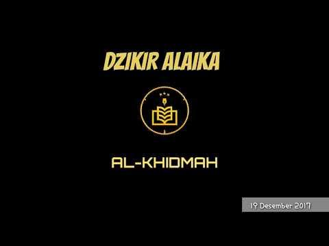 Alaika al khidmah