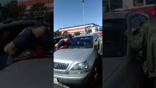 Baby rescued from hot car