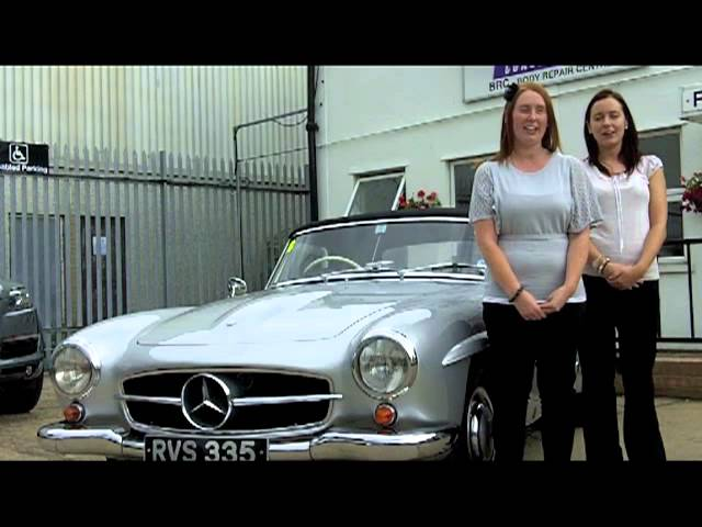 Car Repair Servicing St. Albans - Message from the team at Brian Robson Coachworks