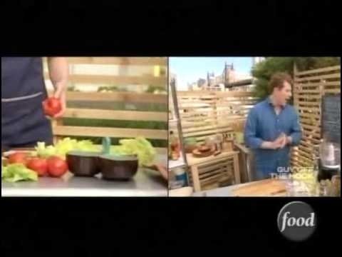 Grill It with Bobby Flay: flank steak part 1