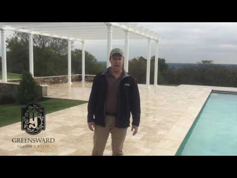 Pro Paver Cleaning Tips Pt 1 (540) 825-7570 Landscape Architect Virginia (www.GreenswardLLC.com)