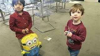 TREY'S TOYS REVIEW