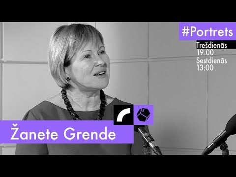 Portrets E119: Žanete Grende