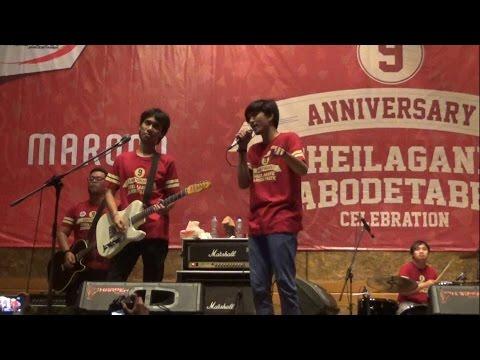download lagu Sheila On 7 - Jalan Terus  LIVE  At 9th Anniversary SG JABODETABEK gratis