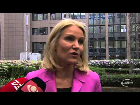 Thorning-Schmidt: Juncker is an experienced politician