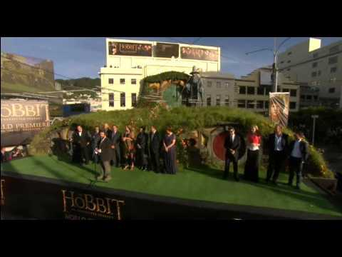 Full Peter Jackson speech at Hobbit World Premiere in Wellington