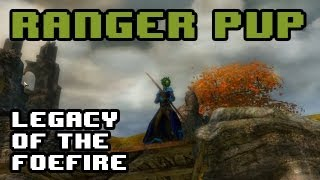 sPvP Ranger Gameplay – Legacy Of The Foefire