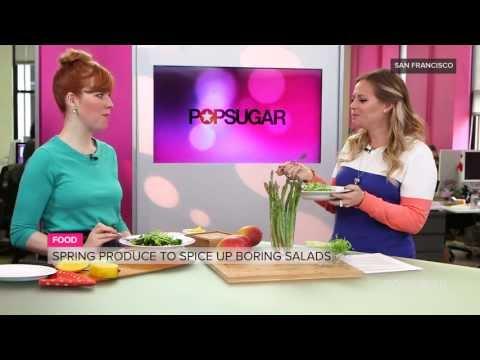 Spring Produce to Spice Up Boring Salads   Food How To