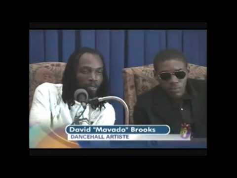 Mavado & Vybz Kartel Peace meeting at Jamaica House, Lisa Hype - Dem A Sucking Pro , Buju Banton