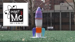 Project Mc2 CO2 Rocket from MGA Entertainment