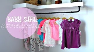 Baby Girl | Clothing Haul