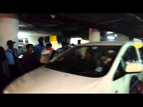 Parking with Aamir Khan... (part1)