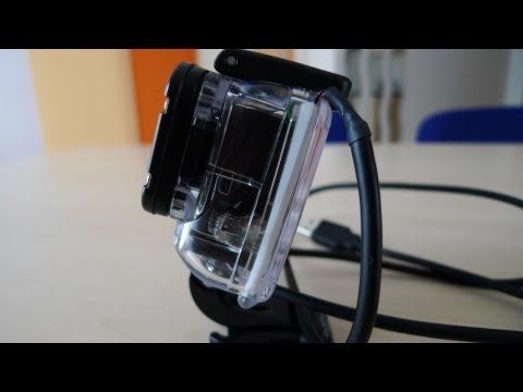 DIY GoPro Hero Mini-USB Cable working without housing modification