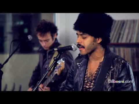 Twin Shadow - Castles In The Snow (Studio Session) LIVE!!!
