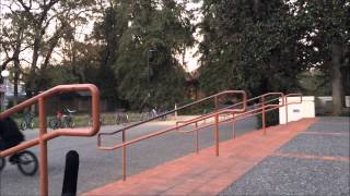 mike stanton bmx edit 2014