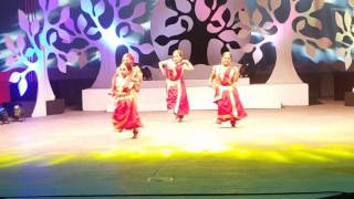 Suhita performs in BTV