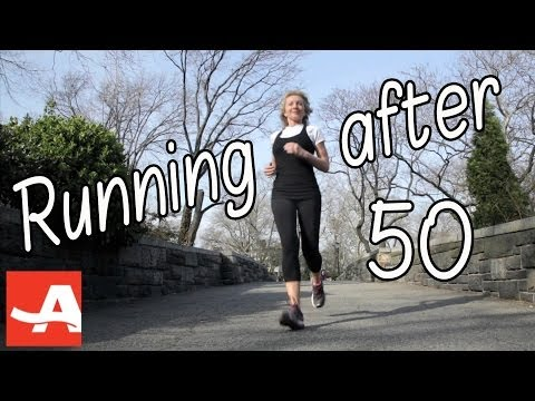 Running After 50  � Best of Everything with Barbara Hannah Grufferman