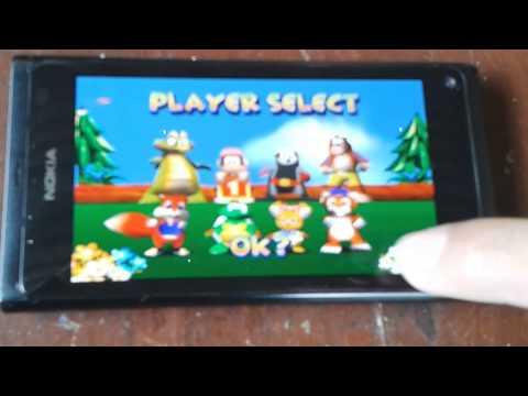 Descarga emulador N64 para nokia n9