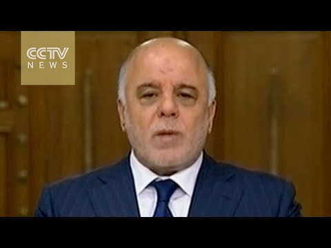 Iraq PM condemns violence in Baghdad's Green Zone