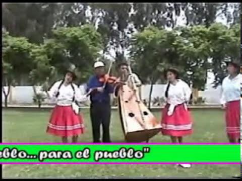 Ingrata tortolita  - mis pobres ojos - ripuchcaniña - arpa y violin
