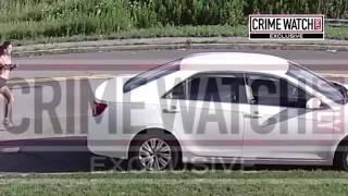 Video shows Karina Vetrano jogging moments before brutal murder