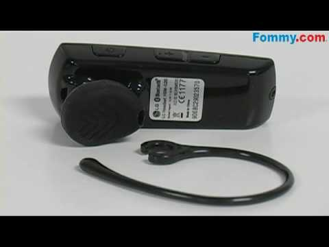 LG HBM-520 Bluetooth Headset