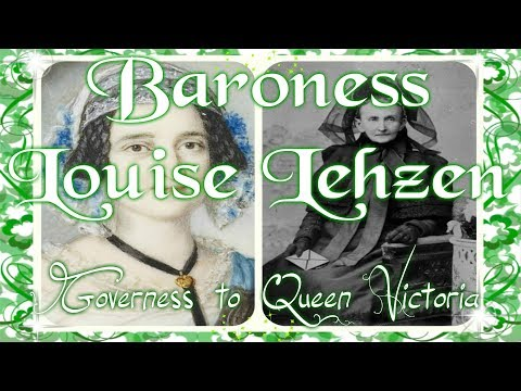 Baroness Louise Lehzen governess to Queen Victoria 1784-1870