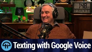 Using Google Voice for Text Messaging