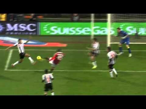 AC Milan - Udinese MARIO BALOTELLI AMAZING FIRST GOAL 1-0 HD 03-02-2013
