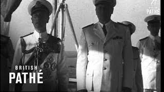 Royal Navy In Yugoslavia (1952)