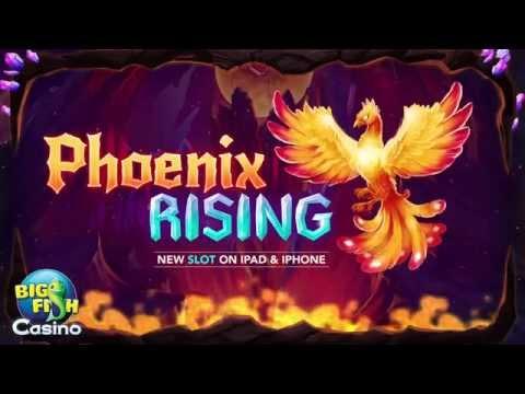 New Slot! Phoenix Rising