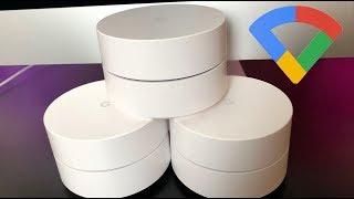 Google Wifi Router Review // Mesh Wifi vs. Range Extender