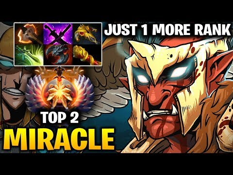Miracle Troll Warlord 6 Slotted Tryhard TOP Ranked 2