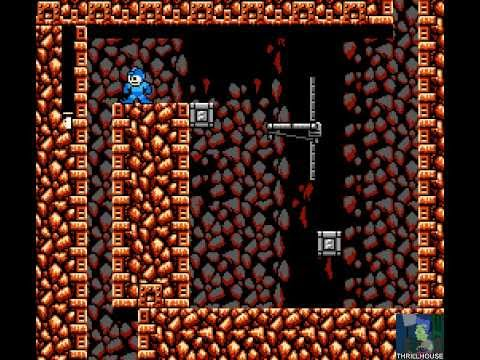 Mega Man Unlimited Instant Death Mode  Part 3   Nail Man