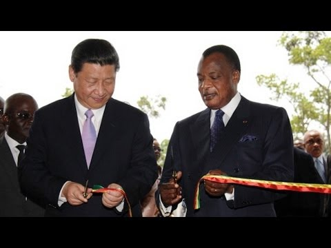 Xi Jinping Secures Deals in the Congo